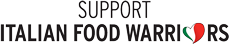 Support Italian Food Warriors - 100per100italian